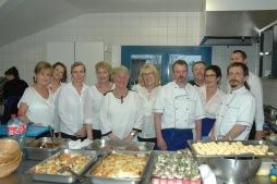DSC_0133 Brigade de cuisine de Roland Keller